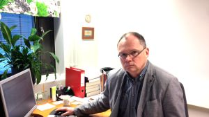 Alo Jüriloo är överläkare vid psykiatriska sjukhuset för fångar i Vanda.