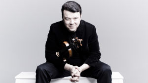 viulisti Vadim Gluzman