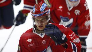 Mika Partanen, ishockeyspelare.