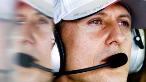 Michael Schumacher, 2012