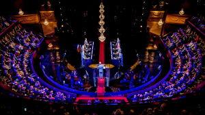 Partiledarna i Nederländerna i tv-debatt