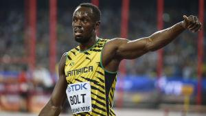 Usain Bolt öppnar för att springa i Tokyo 2020.