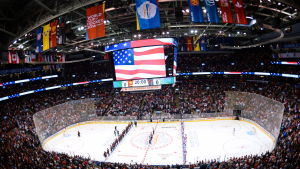 Torontoarenan under World Cup of Hockey 2016.