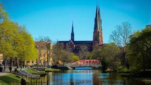 Uppsalan kaupunkikuva