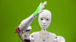 En android-robot.