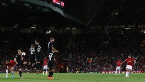 Manchester United är en fotbollsklubb från England.