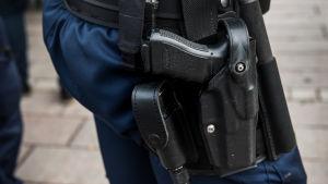 Poliisi ase
