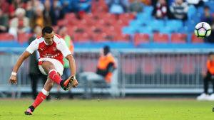 Alexis Sanchez, Arsenal, augusti 2016.