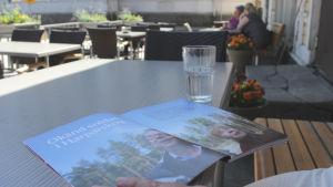 Tidningen Konstsam uppmärksammar Okänd soldat i Harparskog