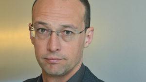 Mattias Erkkilä, programchef Svenska.yle.fi