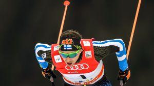 Martti Jylhä blev bästa finländare i Davos