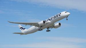 Testflygning 16 september 2015.