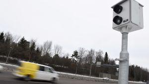 Hastighetsövervakning