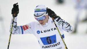 Hannu Manninen, VM 2017.