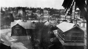 Raivolan kylä