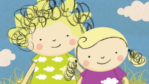 Pikku Kakkonen: Nelli ja Noora