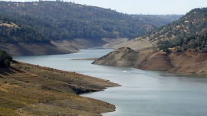 Södra Kalifornien lider av torka.