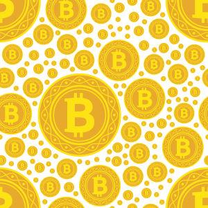 Bitcoin är en digital kryptovaluta.