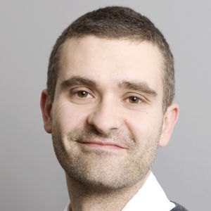 Porträttbild på danska läkarföreningens ordförande Andreas Rudkjøbing.