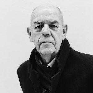 Porträtt av Leif Salmén.