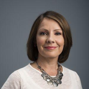 Toimitussihteeri Anu Vilkman