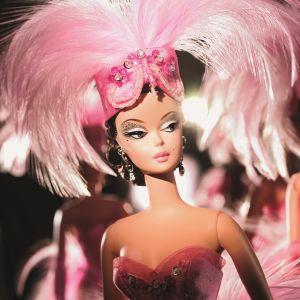 Silkstone-Barbie