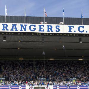 Rangers FC.