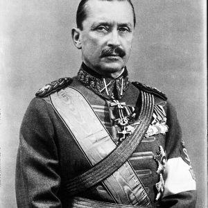 Ett porträtt av Mannerheim