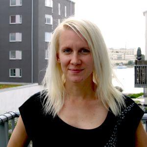 Sandra Eriksson är en av Vegas sommarpratare 2015