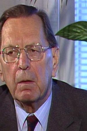 Finska diplomaten, politikern, författaren och journalisten Max Jakobson.