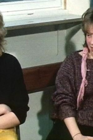 Elever diskuterar kläder, Yle 1984