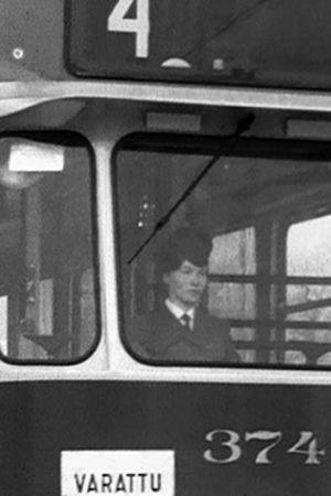 Kvinnlig spårvagnschaufför på 4:an, Yle Arkivet 1968