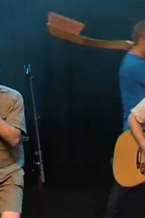 Arne Alligator sjunger Torsten med borsten, Yle 2009