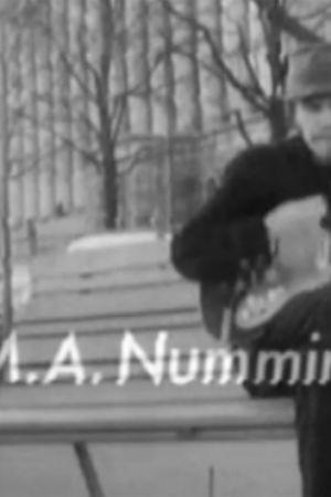 M A Numminen utanför Riksdagshuset, 1969