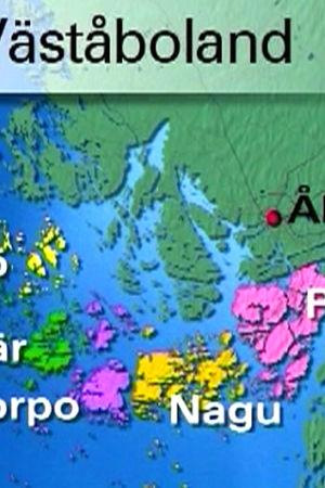 Karta över Väståboland, 2002