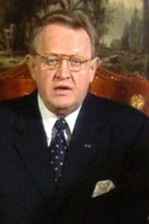 F.d. President Martti Ahtisaari