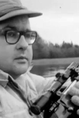 På älgjakt, 1962