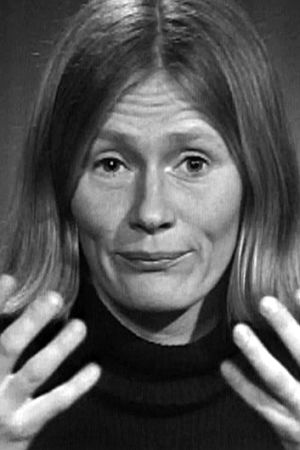 Antonia Ringbom ur programmet Händelsevis 1975