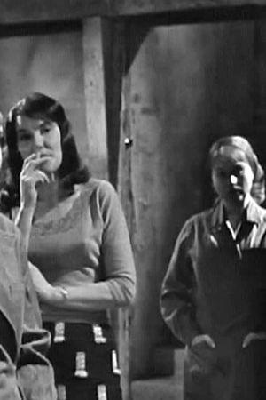Elina Salo i pjäsen Kattorna