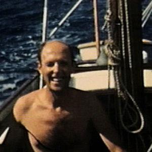 Göran Schildt purjehtii Daphnella (1950-luku).