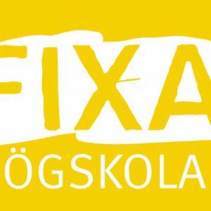 Öppna granskningen Fixa högskolans logo