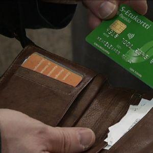 S-Pankin maksukortti.