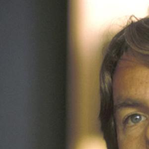 Formula 1 -kuljettaja Keke Rosberg.