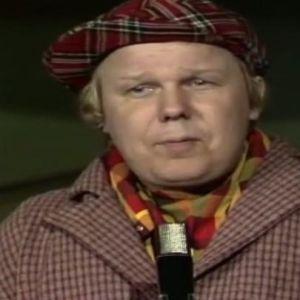 Vilgot Boman (Kaj Rehnberg) i Kryddhulta, 1975