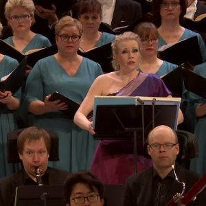 RSO, Lintu, Juntunen ja Hakala esittävät Uuno Klamin Psalmus