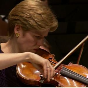 Isabelle Faust RSO:n solistina 7.4.17