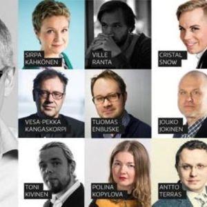 Yle Forumin puhujat 2015