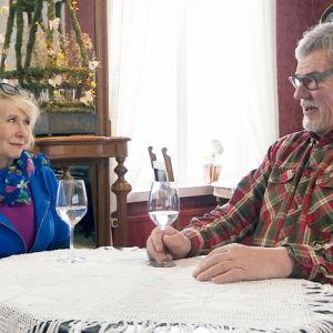 Eeva Litmanen ja Aake Kalliala