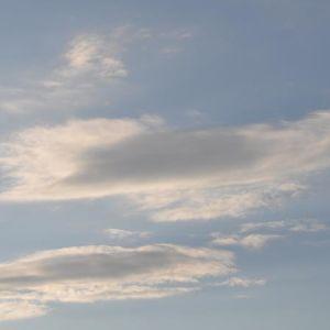 puolipilvinen taivas