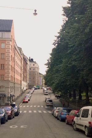 Nervanderinkatu Helsingissä